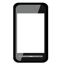 smartphone5 vector image vector image