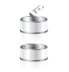 tins vector image