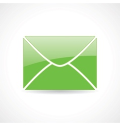icon of the envelope vector image vector image