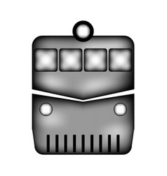 Locomotive icon sign vector