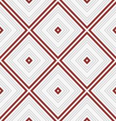 Rhombus seamless pattern vector