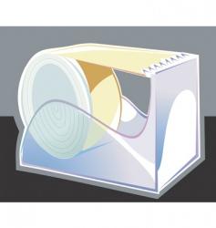 cello tape vector image