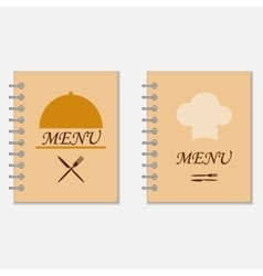 Menu designs vector