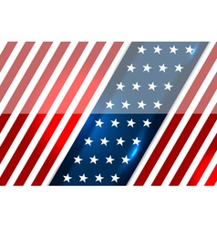 Usa backgrounds style vector