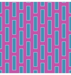 Rectangle chaotic seamless pattern 3710 vector