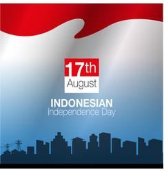 17 agustus indonesia merdeka vector