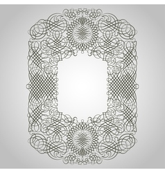 Decorframe vector image