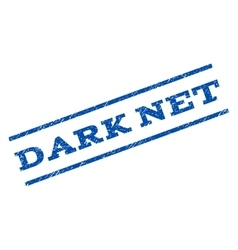 Dark net watermark stamp vector