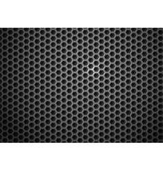 Metallic Texture Seamless Pattern vector image