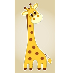 Giraffe application vector