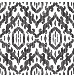 Eastern seamless pattern vector