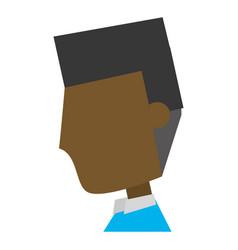 Young man cartoon vector