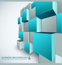 Business background creative template vector