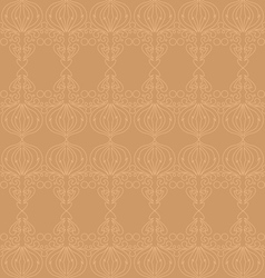 Delicate pattern vector