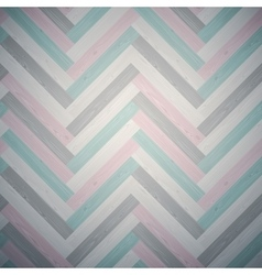 Mixed herringbone parquet dark floor pattern vector
