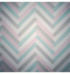 Mixed herringbone parquet dark floor pattern vector