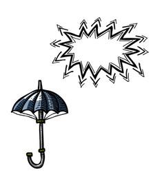 Umbrella icon shelter symbol-100 vector