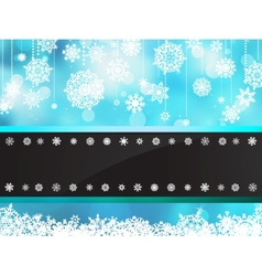 Beautiful new year and chritsmas EPS 8 vector image vector image