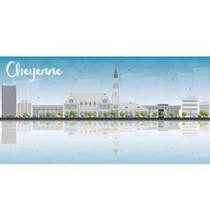 Cheyenne vector image vector image
