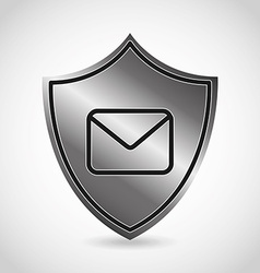 Email icon vector