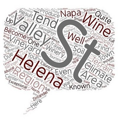 The climate and terrain of st helena txt text vector