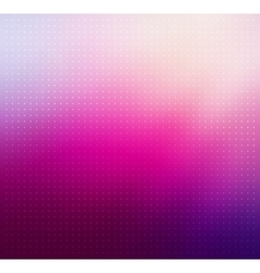 Purple gradient dotted background vector