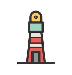 Lighthouse i vector