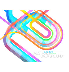 Abstract colors concave motion scene vector