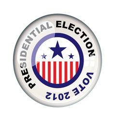 Presidential 2012 election vector