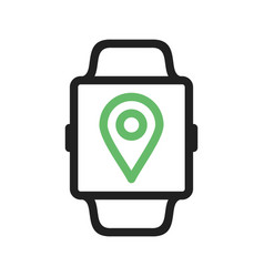 Location app vector