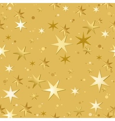 Stars Pattern vector image vector image