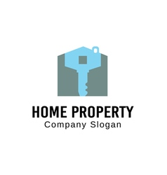 Home property design vector