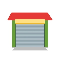 Auto repair shop vector