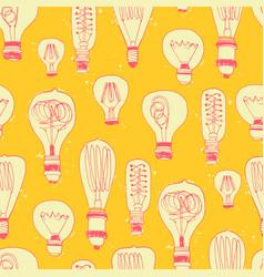 bright idea vector image