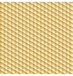 Geometric pattern - seamless gold texture vector image