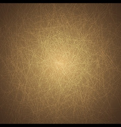 Grunge Texture Background on Brown vector image vector image