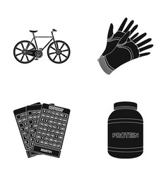 Agriculture casino and other web icon in black vector