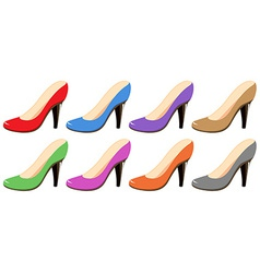 Highheels vector