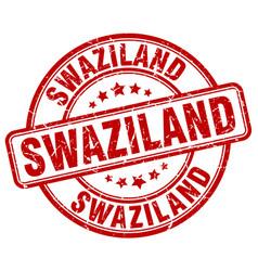 Swaziland stamp vector