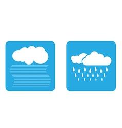 Storm icon vector