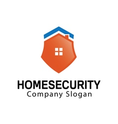 Home security design vector