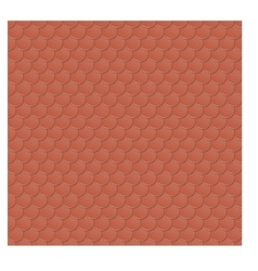 seamless texture of the tile vector image