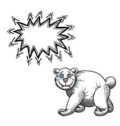 Bear-100 vector