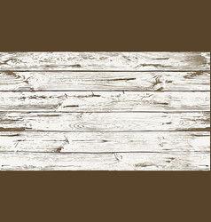 two color white seamless wood texture vector image vector image
