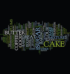 yes you can bake it text background word cloud vector image
