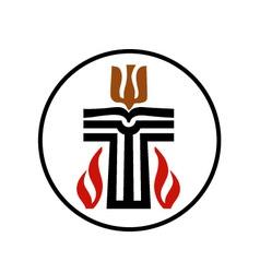 Symbol of Presbyterian religion vector image