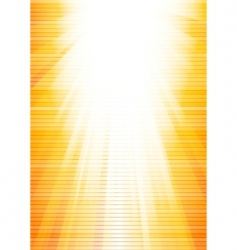 vector abstract sunny background vector image