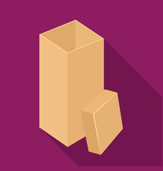 boxing wrappingcase and other web icon in flat vector image