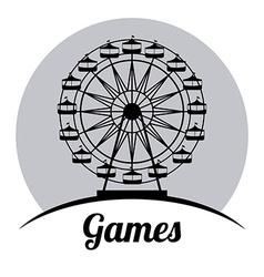 Carnival design vector image