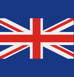 Great britain united kingdom flag vector